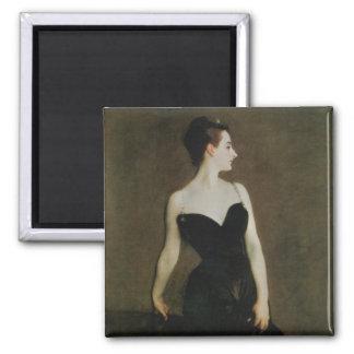 Madame X by John Singer Sargent Magnet