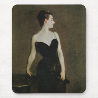 Madame X by John Singer Sargent Mousepads