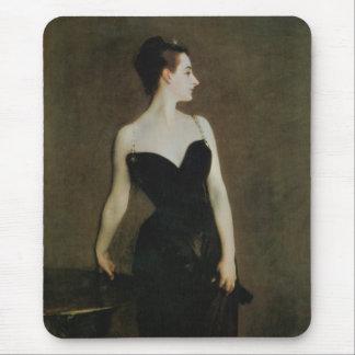 Madame X by John Singer Sargent Mousepads