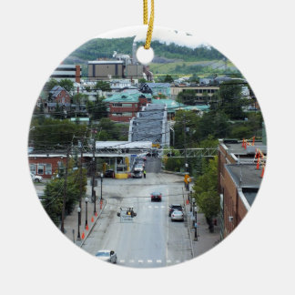 Madawaska Maine Christmas Ornament