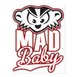 MadBadger MAD Baby Post Cards