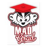 MadBadger MAD Grad Postcards