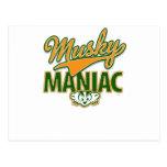 MadBadger MUSKY Post Cards