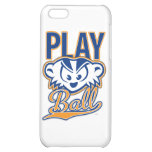 MadBadger PLAY BALL iPhone 5C Covers