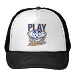 MadBadger PLAY BALL Trucker Hat