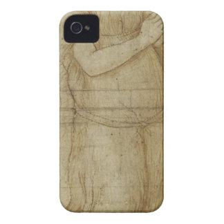 maddalena by Raffaello Sanzio da Urbino iPhone 4 Case
