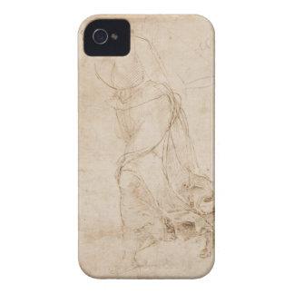 maddalena che sopragiunge in fretta by Raffaello iPhone 4 Cover