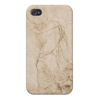 maddalena che sopragiunge in fretta by Raffaello iPhone 4/4S Cases