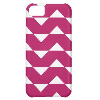 Madder Carmine Sparren Pattern iPhone 5 Case