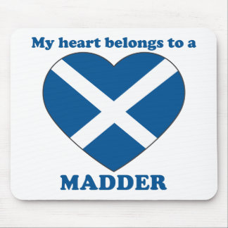 Madder Mouse Mats