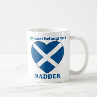 Madder Coffee Mugs