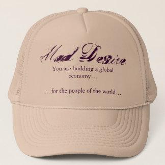 MadDesire Trucker Hat