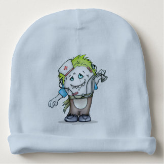 MADDI ALIEN MONSTER CARTOON Cotton Beanie Light B Baby Beanie