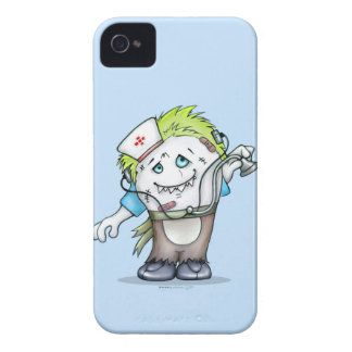 MADDI ALIEN MONSTER iPhone 4  Barely There iPhone 4 Case