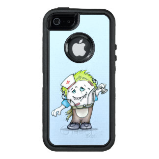 MADDI ALIEN MONSTER UFO  OtterBox Defender iPhone