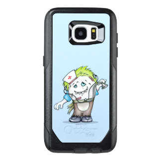 MADDI ALIEN MONSTER UFO Samsung Galaxy S7 Edge