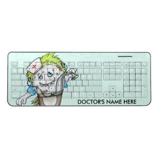 MADDI DOCTOR ALIEN  Custom Wireless Keyboard