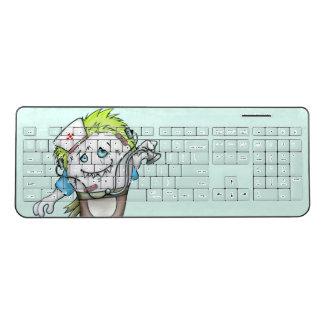 MADDI DOCTOR ALIEN  Custom Wireless Keyboard 2