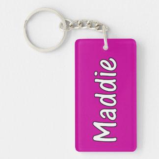 Maddie Key Ring