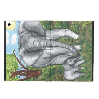Maddie's Elephants iPad Air Case