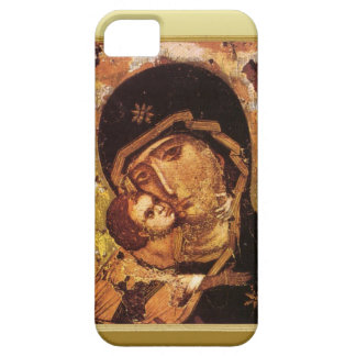 Maddonna and child iPhone 5 covers