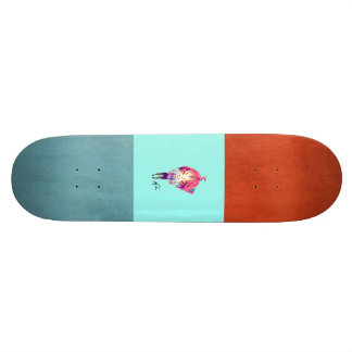 Maddy Rubia Signature Character Skateboard