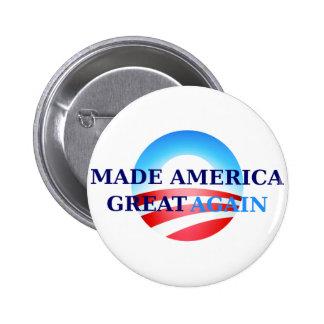 Made America Great Again campaign button