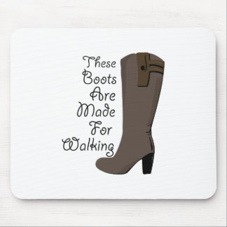 Made For Walking Mousepads