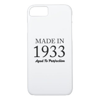 Made In 1933 iPhone 7 Case