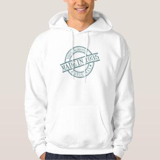 Made in 1935 hoodie