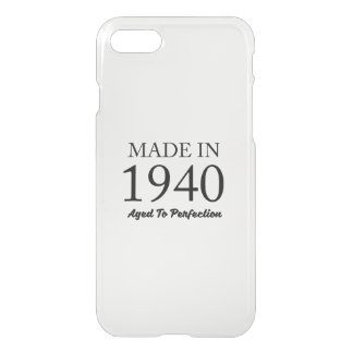 Made In 1940 iPhone 7 Case