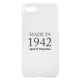 Made In 1942 iPhone 7 Case