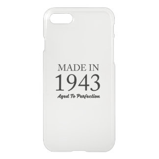 Made In 1943 iPhone 7 Case