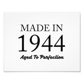 Made In 1944 Photographic Print
