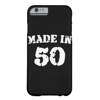 Made In 1950 iPhone 6/6s Barely There iPhone 6 Case