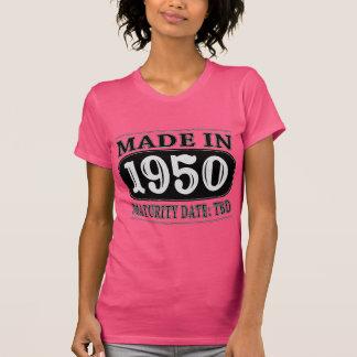 Made in 1950 - Maturity Date TDB Tees