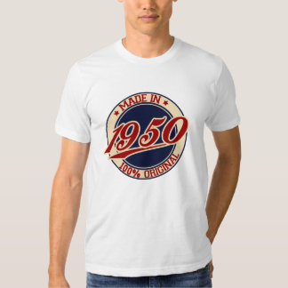 Made In 1950 T Shirts