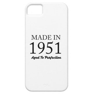 Made In 1951 Barely There iPhone 5 Case