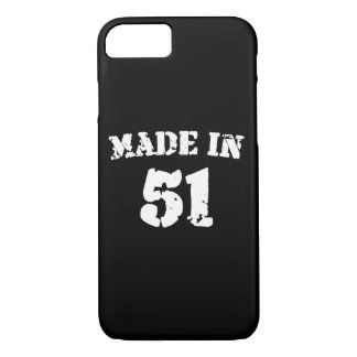 Made In 1951 iPhone 8/7 Case