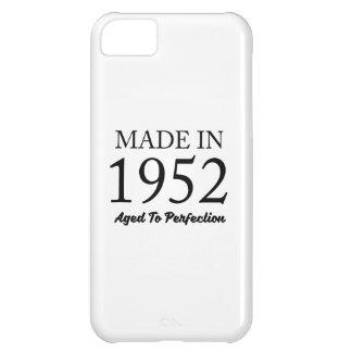 Made In 1952 iPhone 5C Case
