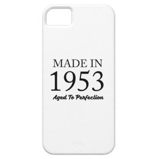 Made In 1953 iPhone 5 Cases