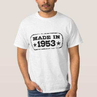 Made In 1953 Tee Shirt