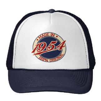 Made In 1954 Cap