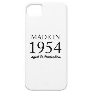 Made In 1954 iPhone 5 Cover