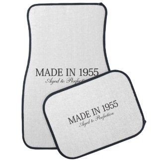 Made in 1955 car mat
