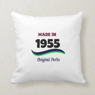Made in 1955, Original Parts Cushion
