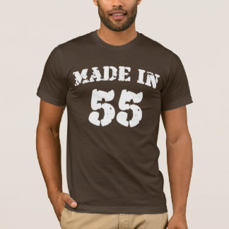 Made In 1955 Shirt