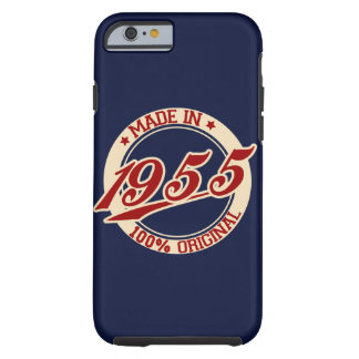 Made In 1955 Tough iPhone 6 Case