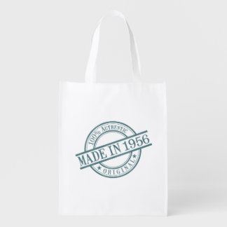 Made in 1956 reusable grocery bag
