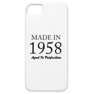 Made In 1958 Case For The iPhone 5